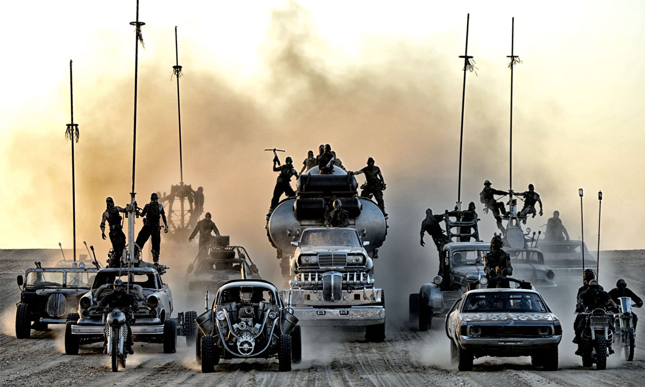 Mad Max Fury Road Filmszene