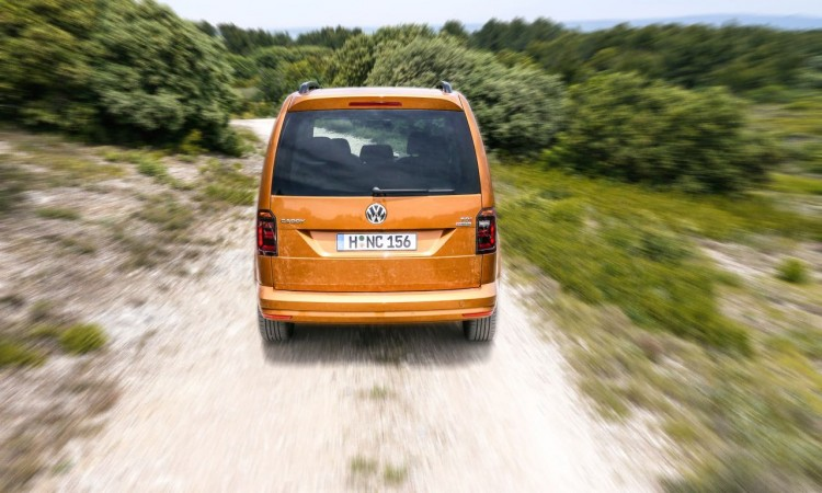VW Caddy Beach 4Motion