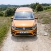 VW Caddy Beach 4Motion (2016, sandorange, Allrad, kurzer Radstand)- Für Luxus-Groupies und Wellenreiter. - 8