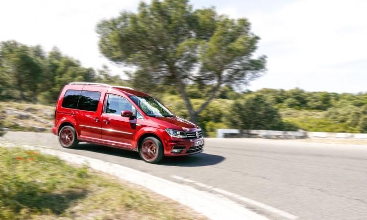 Volkswagen Caddy 2016 52 750x450 - Fahrbericht VW Caddy: Praktischer Alltags-Allrounder mit Stil.
