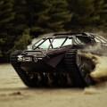 Die US-amerikanische Firma Howe and Howe Technologies Inc. aus Maine hat einen neu entwickelten Luxus-Privat-Panzer names Ripsaw EV2 auf die Beine gestellt - 3