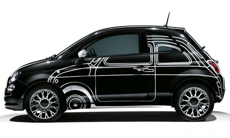 Fiat 500 RonAradEdition 750x450 - Neuer Fiat 500 kommt endlich! Premiere am 4. Juli.