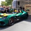 Lotus 3-Eleven Hochleistungssportwagen Sportwagen Preis Bilder Daten Supersportwagen