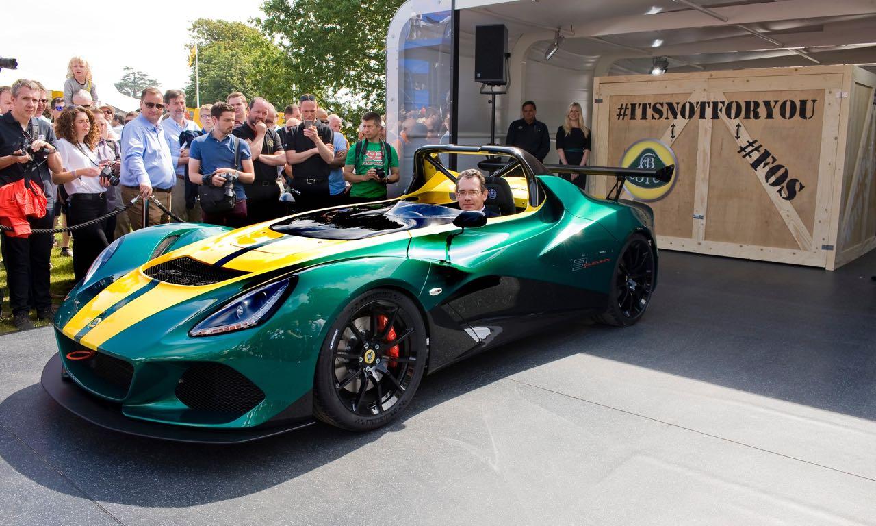 Lotus 3-Eleven: Der neue englische Supersportler ist da!