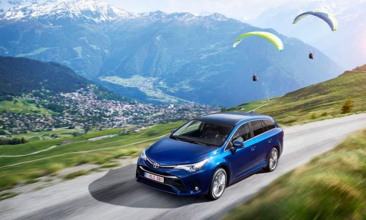 Neuer Toyota Avensis 1.6D-4D: Preise, Daten und Motoren