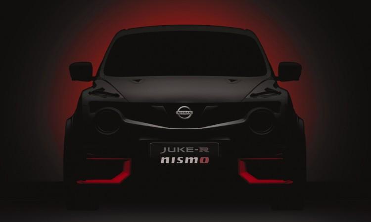 Nissan Juke-R Nismo: Noch mehr Leistung für den bösen Frosch.