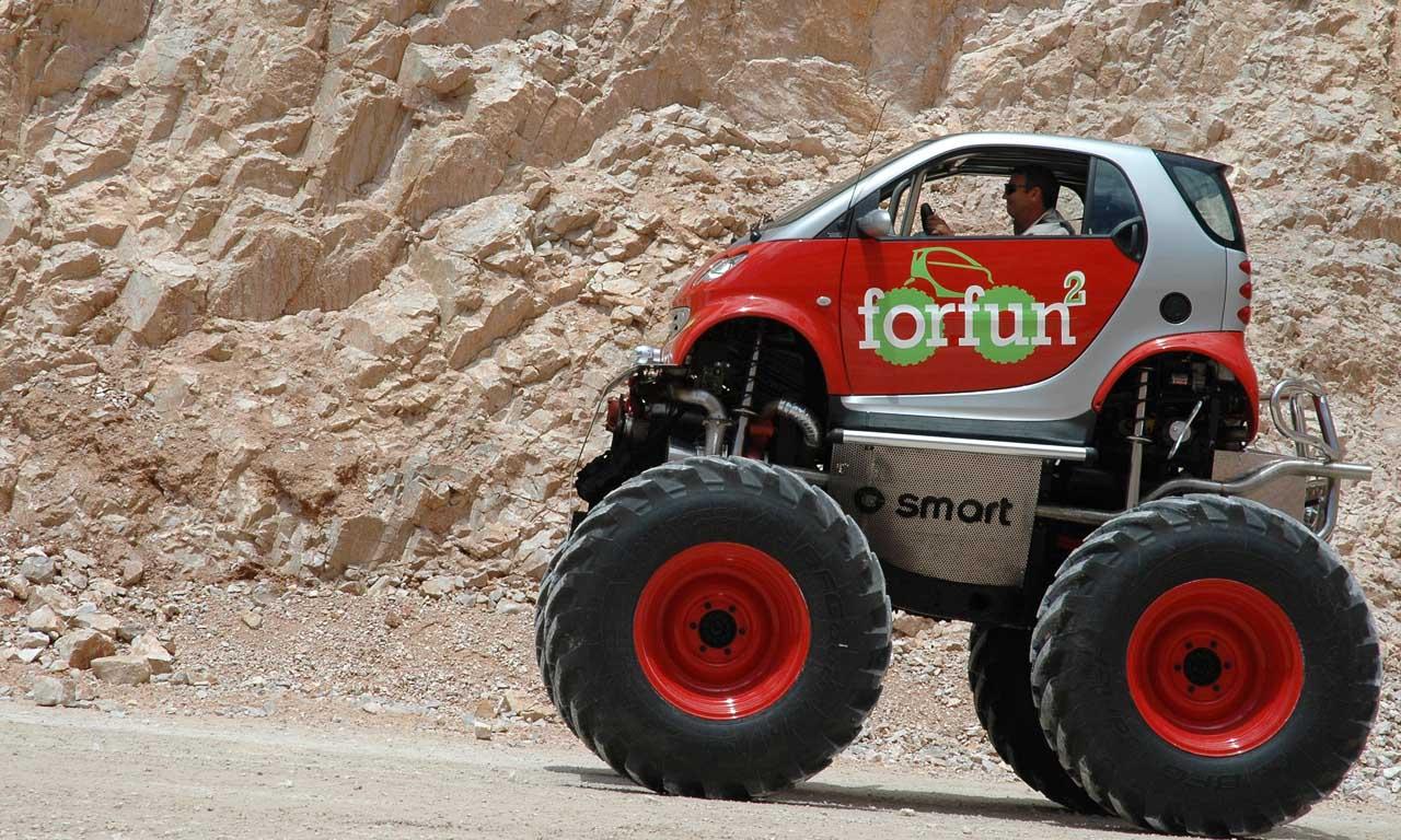 Smart- die beste Allround-Werkstatt für den City-Flitzer AUTOmativ