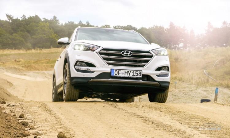 Hyundai Tucson mit 2,2 Tonnen Anhängelast – Fahrbericht.
