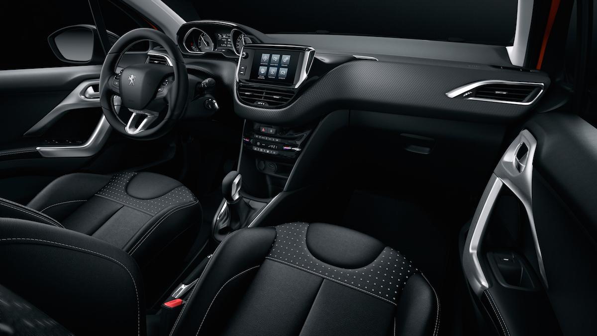 pugeot 208 - Neuer Peugeot 208 - Impress Yourself ist die Devise
