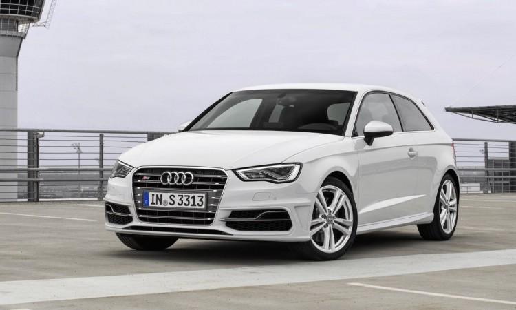 Audi S3 (2016): Preise, Bilder und Technische Daten