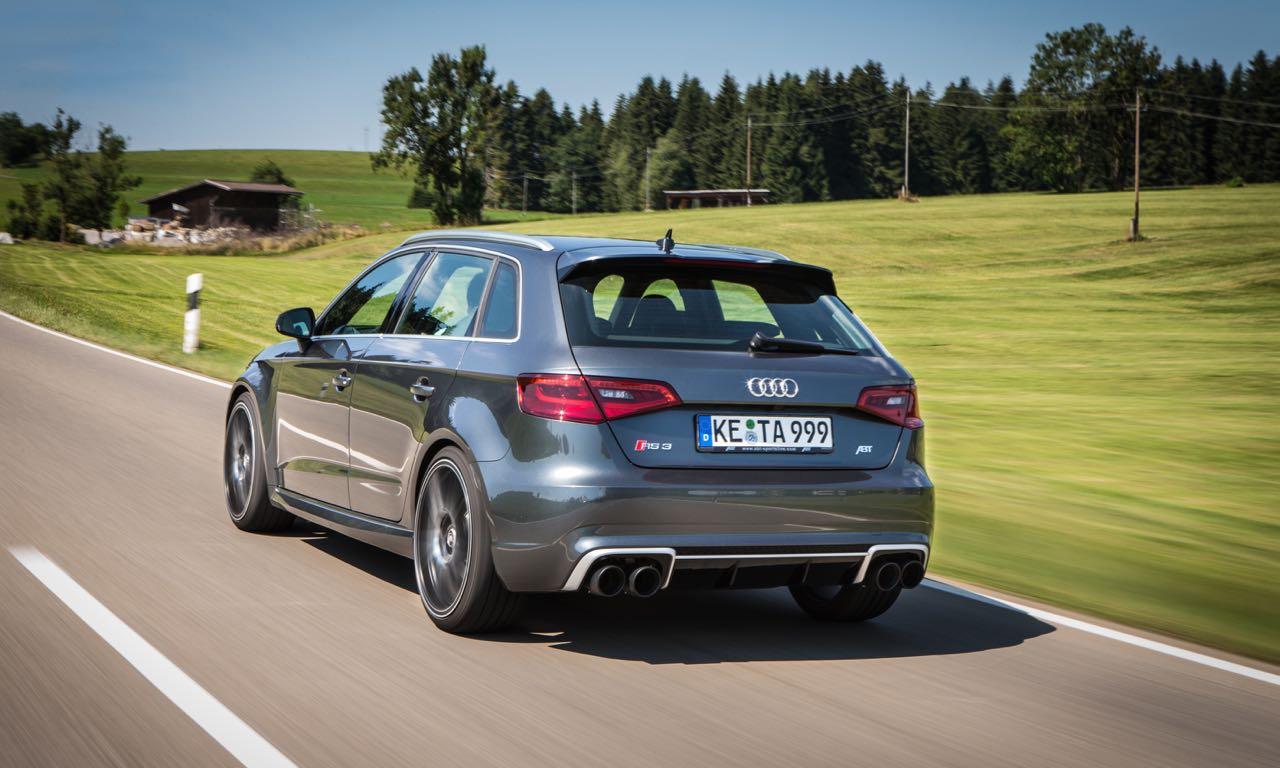 Audi RS3 von ABT mit 430 PS