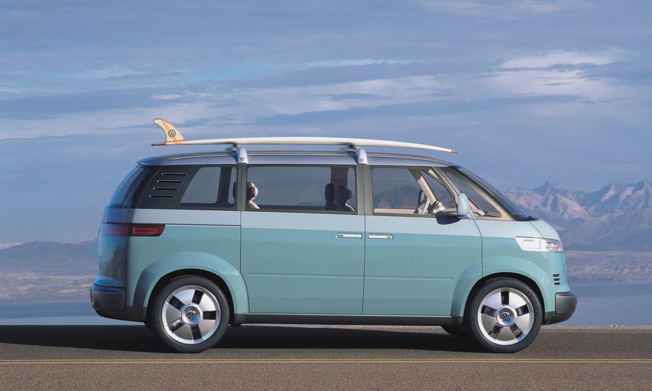 VW Bus Camper: Kommt er bald auch rein elektrisch ...