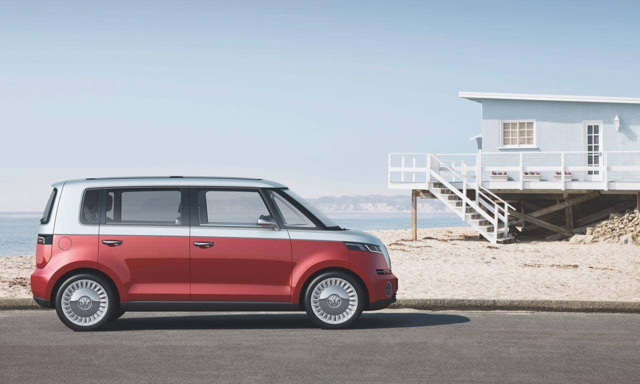 Volkswagen Studie Bulli: VW Bus Camper: Kommt er bald auch rein elektrisch?