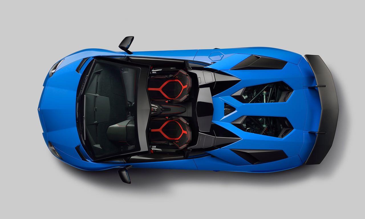 Lamborghini Aventador LP 750-4 Superveloce Roadster offizielle Praesentation in Kalifornien