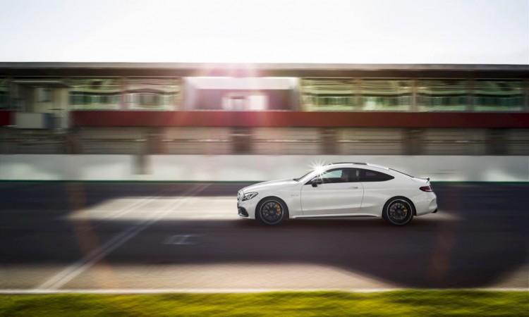 Mercedes-AMG C63 Coupé: Bilder, Preise und Technische Daten