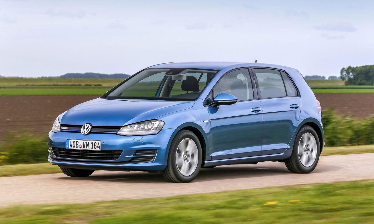 VW Golf TSI BlueMotion 6 - VW Golf BlueMotion 1.0: Preise und Technische Daten