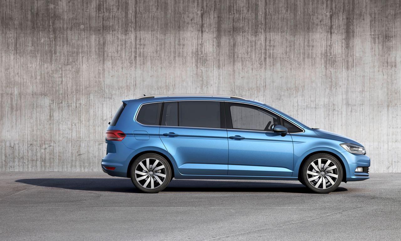 Der neue VW Touran (2016)