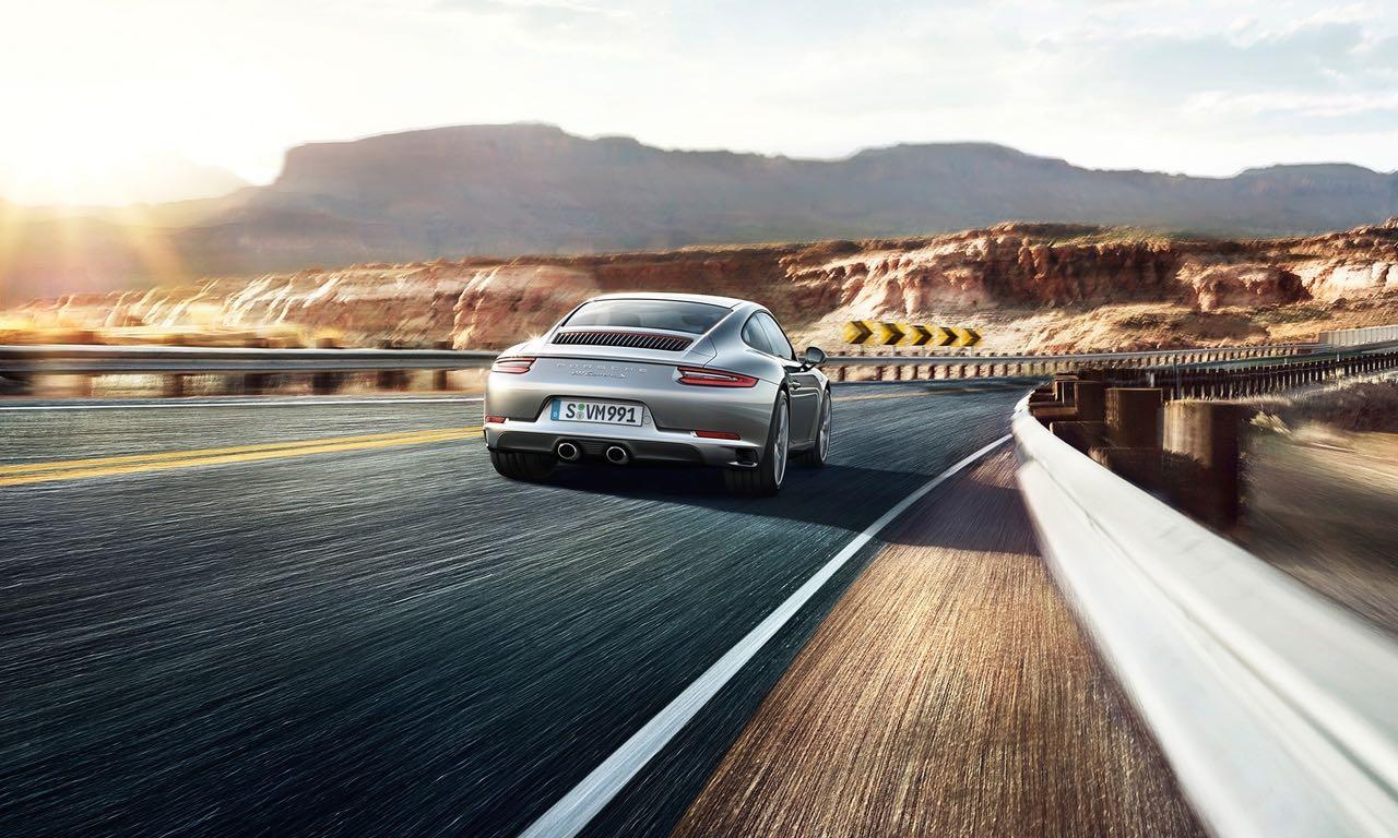 Porsche 911 Carrera S (2016) Preise Bilder und Technische Daten