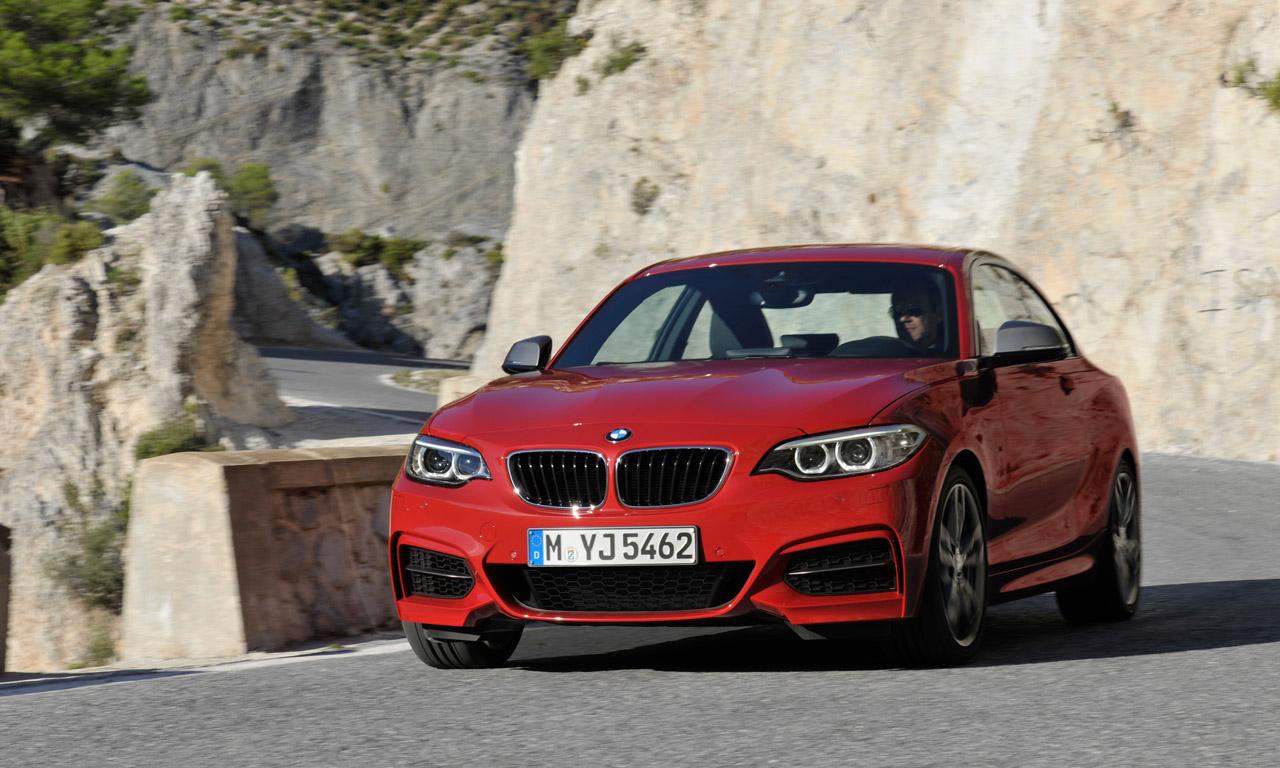 BMW M235i wird zu BMW M240i