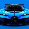 Bugatti Vision Gran Turismo Konzept