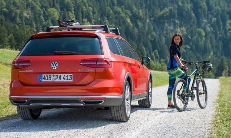 VW Passat Alltrack 2.0 TDI (2016): Bilder, Preise und Technische Daten