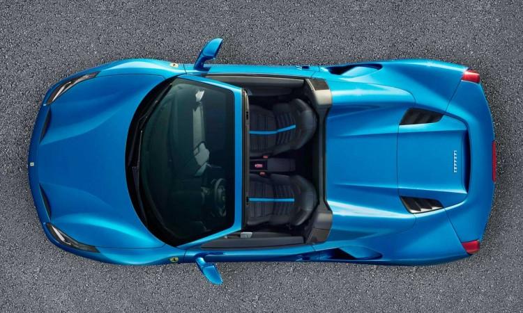 Ferrari 488 Spider (2016): Bilder, Preise und Technische Daten