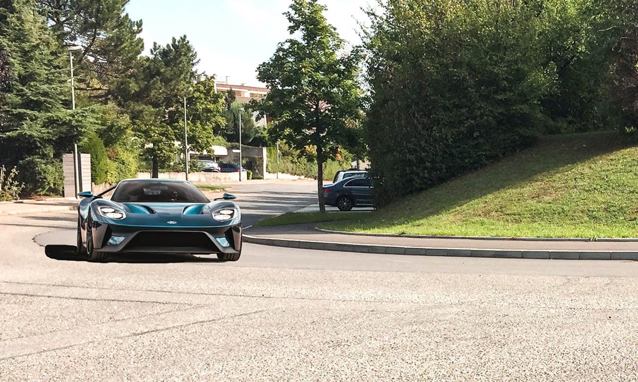 Ford GT: Genaue Leistungsdaten dank Forza 6?