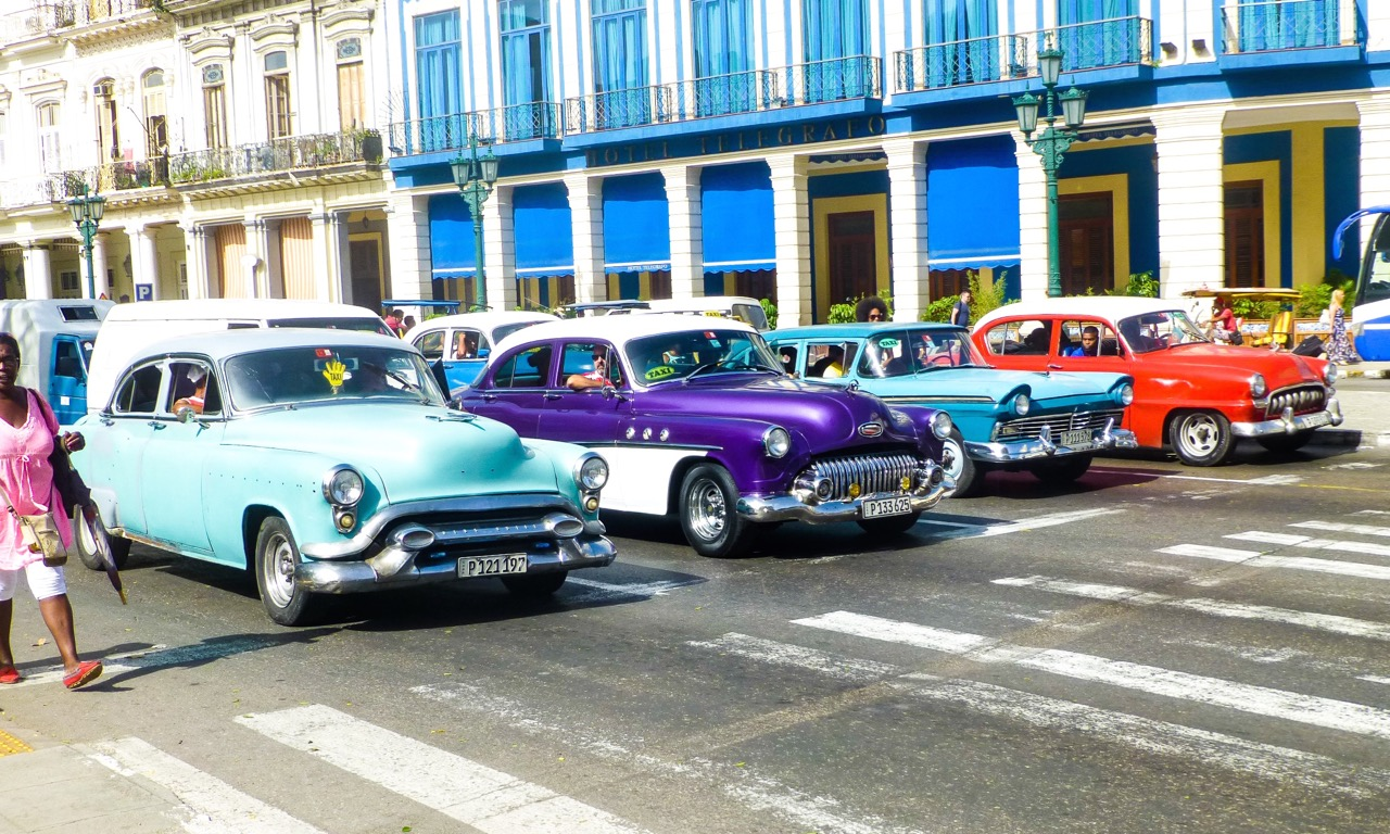 Kuba und seine Autos im Jahr 2015 - ein Reisebericht