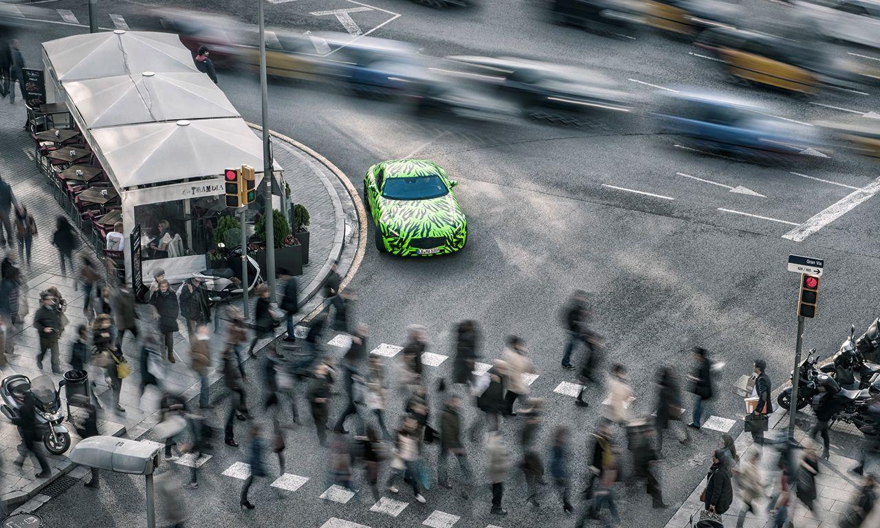 Mercedes-Benz AMG GT Hybrid