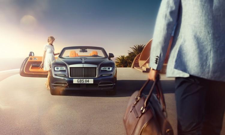 Rolls-Royce Dawn: Preise, Bilder und Technische Daten