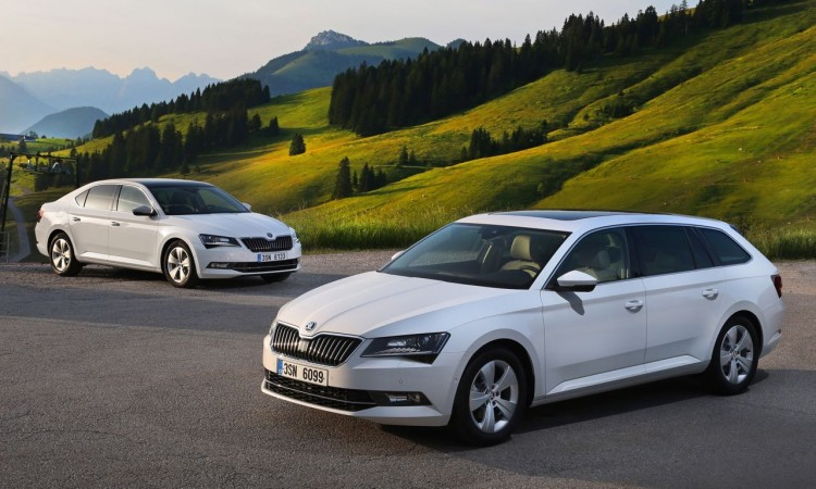 Skoda Superb Greenline (2015): Flaggschiff wird Sparmeister