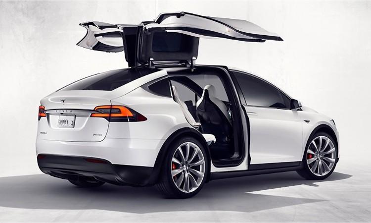 Tesla Model X (2016): Preise, Bilder und Technische Daten