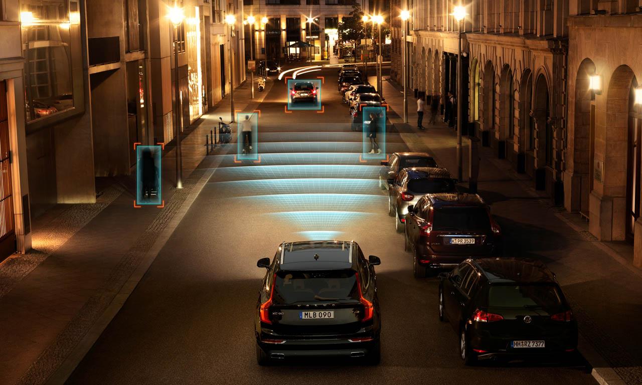 Volvo XC90 Hohe Nachfrage von Sicherheit und Luxus