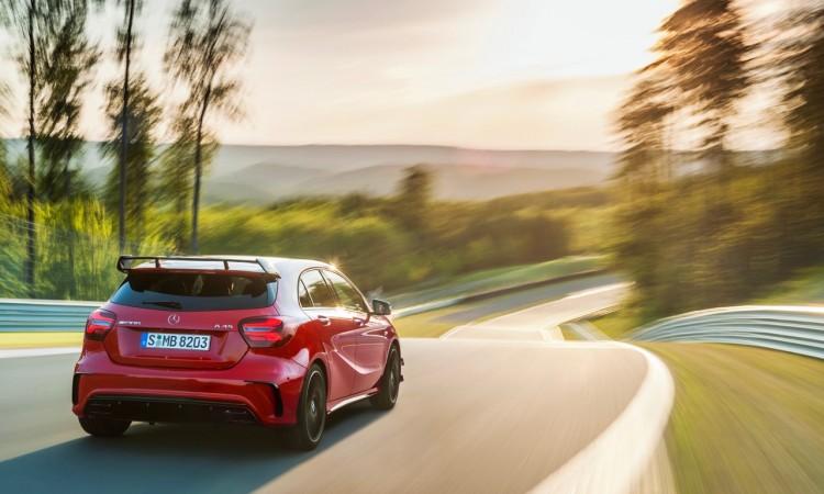 Mercedes-Benz AMG A 45 4Matic: Preise, Bilder und Technische Daten