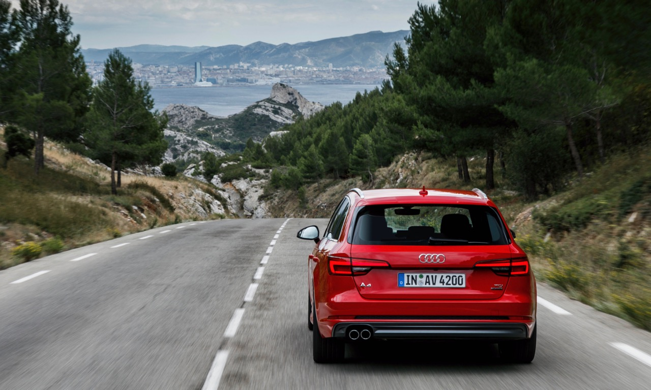 Audi A4 Avant 2.0 TDI ultra (2016): Preise, Bilder und Technische ...