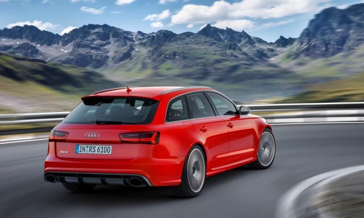 Audi RS6 Avant Performance: Preise, Bilder und Technische Daten