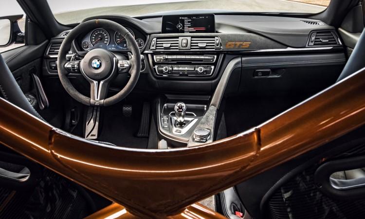 Neuer BMW M4 GTS geht Hardcore mit Käfig!