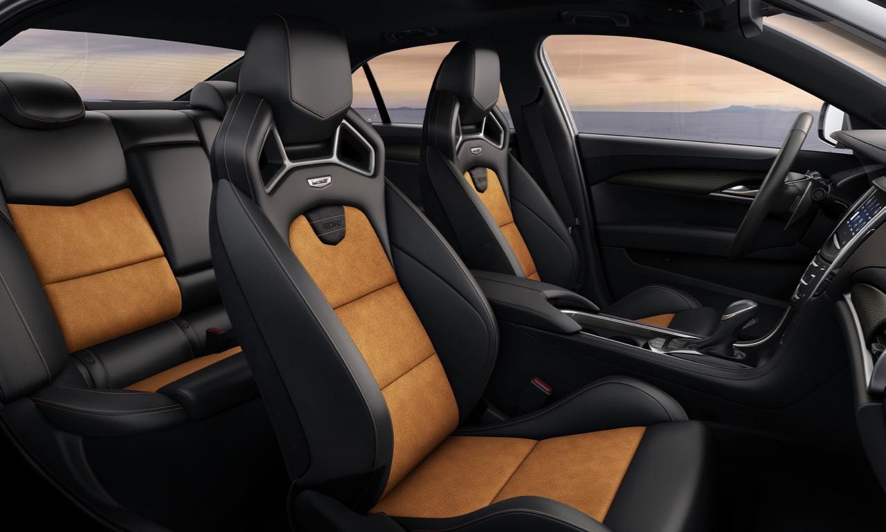 Cadillac ATS V Sedan Mercedes BMW Power Limousine 2016 Leistung Tuning V8 USA 4 - Cadillac ATS-V: Preise, Bilder und Technische Daten