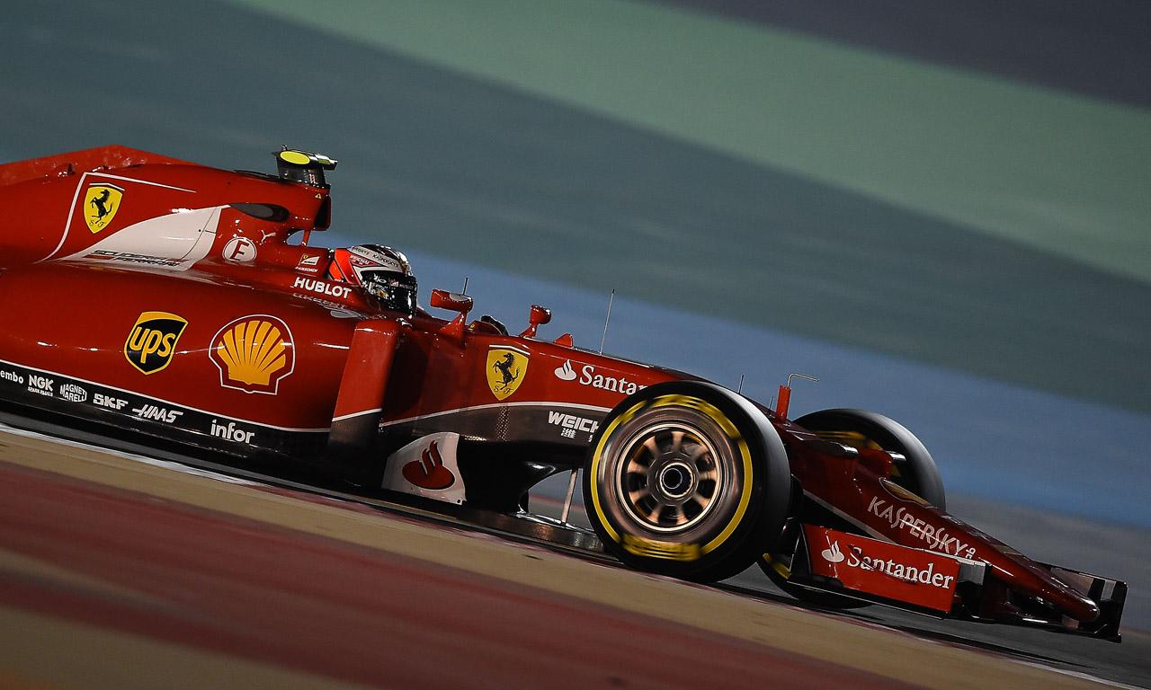 Formel 1 Ferrari - So werden Formel 1 Bremsen von Brembo getestet