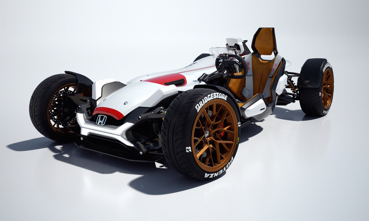 "IAA in Frankfurt: Weltpremiere des ""Honda Project 2&4 powered by RC213V"""