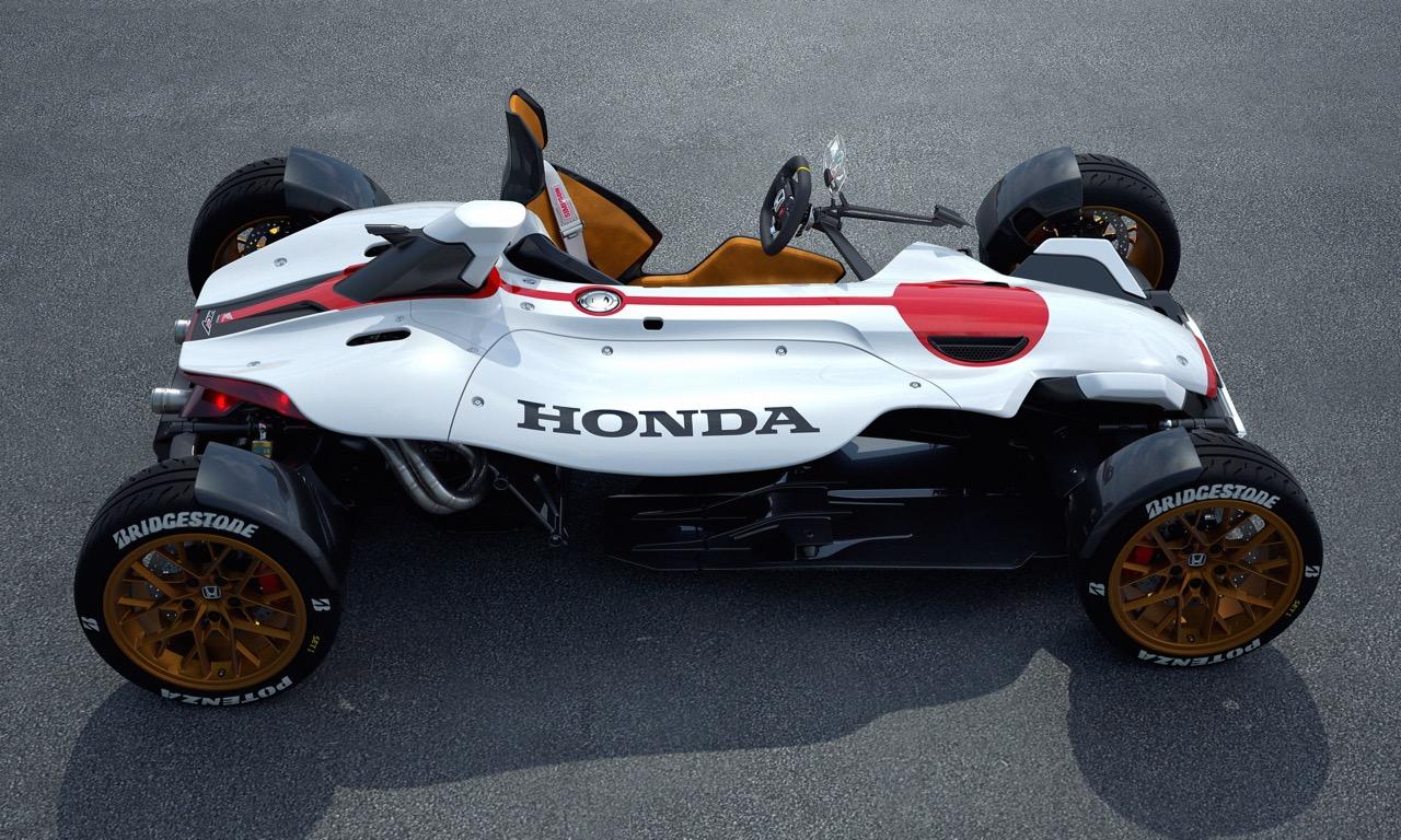 Honda Project 2 und 4 powered by RC213V 2 - Honda Project 2&4: Schreiende Open-Air Maschine