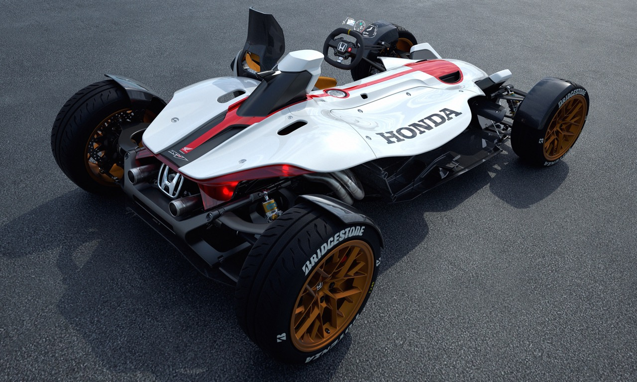 Honda Project 2 und 4 powered by RC213V 3 - Honda Project 2&4: Schreiende Open-Air Maschine
