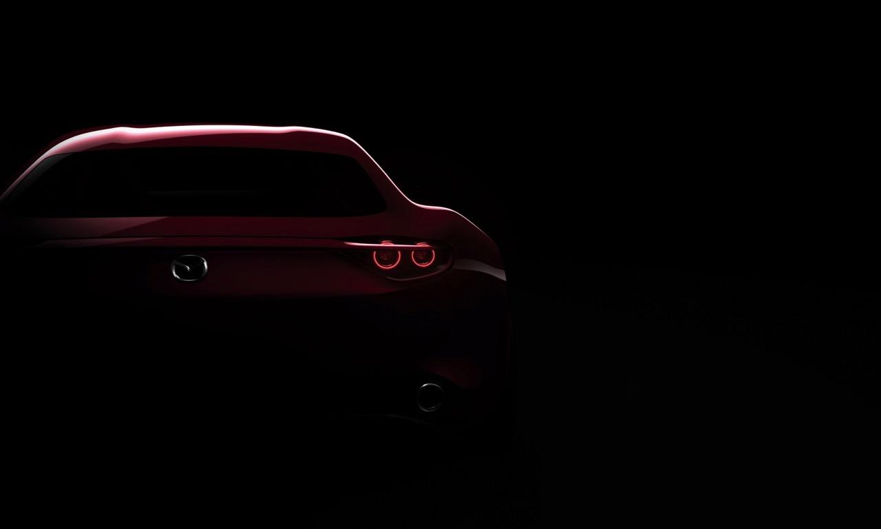 Mazda Sportwagen-Konzept RX-Vision mit Kreiskolbenmotor Wankelmotor Tokyo Motor Show 2015