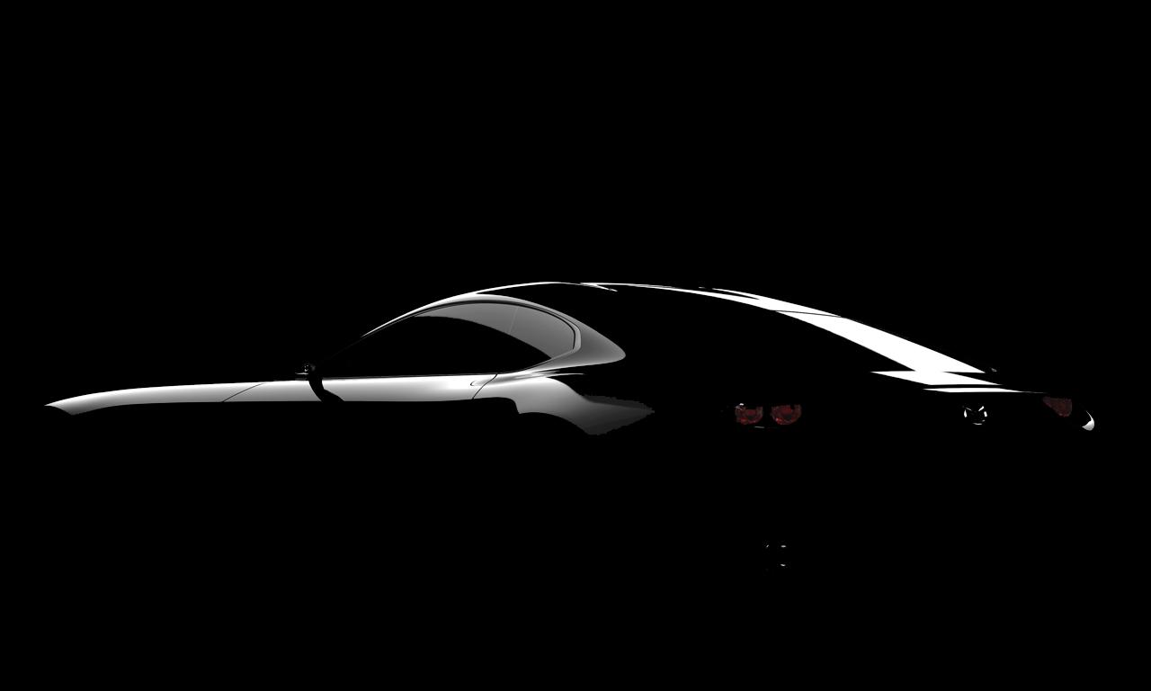 Mazda Studie Tokyo Motorshow Sportwagen Wankelmotor Studie Konzept