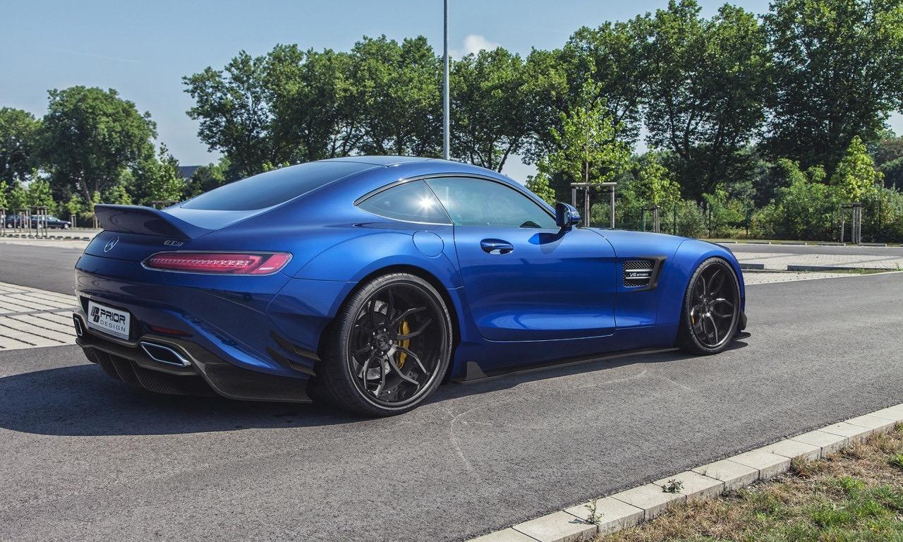 Mercedes-AMG GT von Prior Design