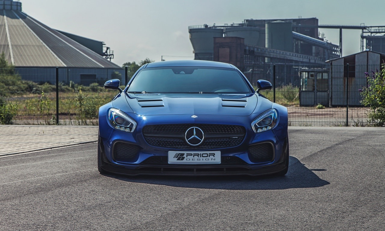 Mercedes-AMG GT von Prior Design