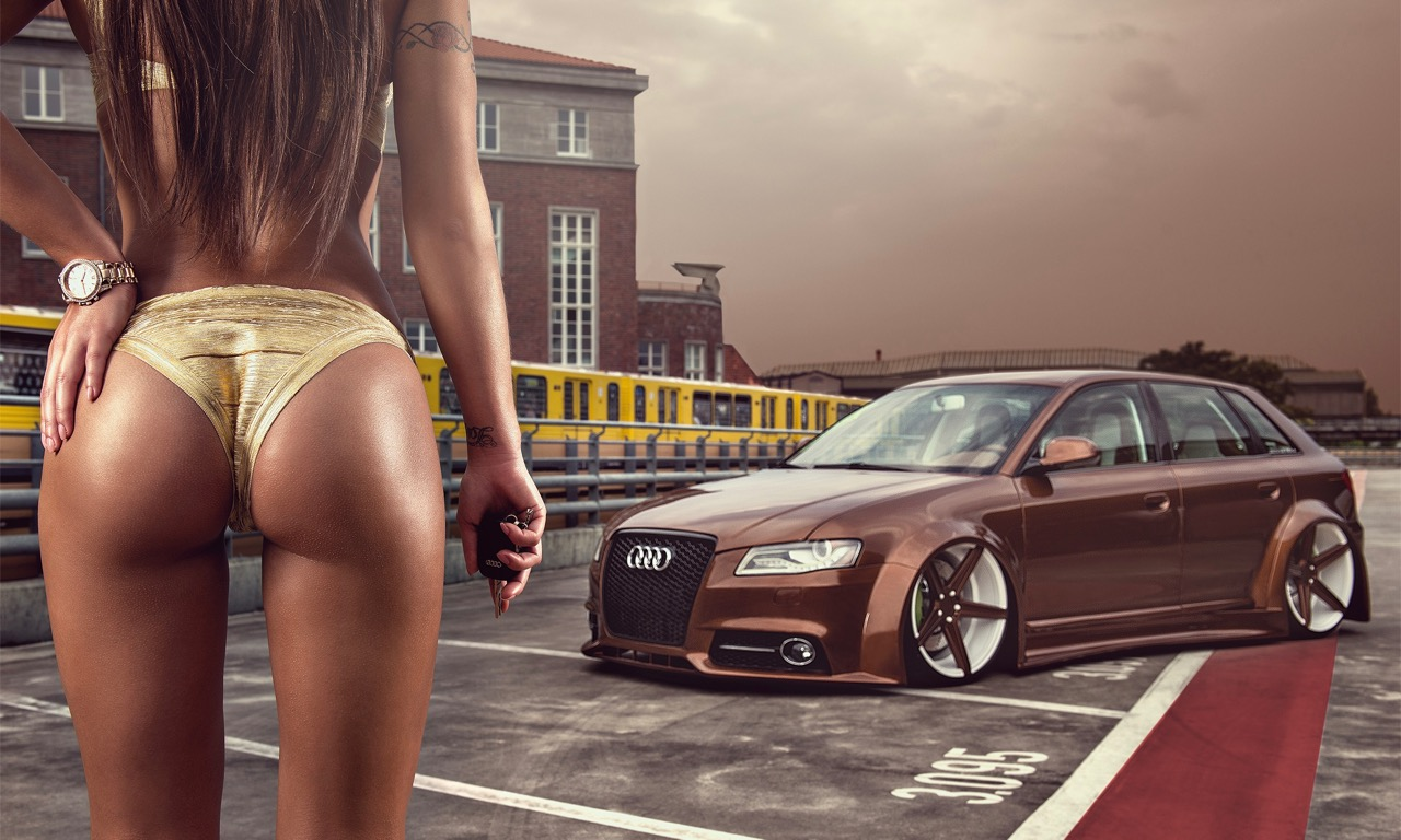 Miss Tuning Kalender 2016 Mit Liane in Berlin Tuning World