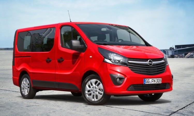 Neuer Opel Vivaro Combi ab 29.577 Euro erhältlich