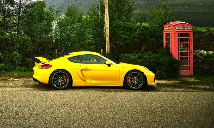 Porsche Cayman GT4 Clubsport mit PDK bestätigt!
