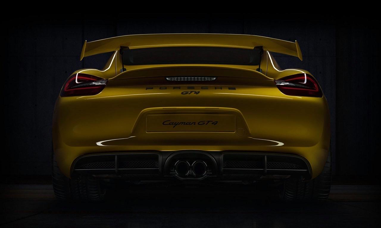 Porsche Cayman GT4 Clubsport kostet 155.000 Euro